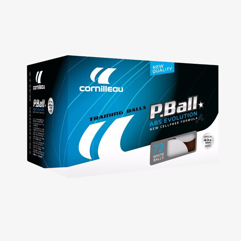 P-BALL ABS EVOLUTION 1* Blanques X72